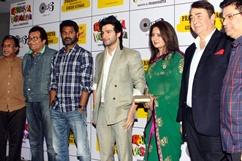 Ramaiya Vastavaiya film promotion Stills