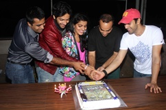 Success party of film Fukrey Stills