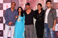 Theatrical trailer release of film Once Upon A Time in Mumbai Doobara Stills