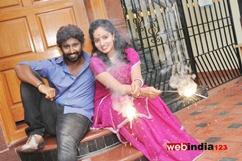 Vizha Team Celebrate  Deepavali Stills