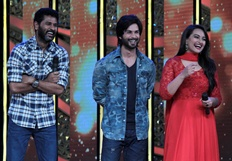 Cast of R.... Rajkumar on DID 4 - Stills
