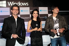 Halloween party to promote - Krrish 3 - Stills