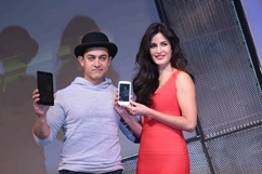 Launch of Dhoom 3 Merchandise - Stills