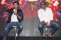 Launch of song 'Aare Aare' from film Besharam - Stills