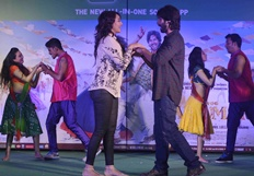 Promotion of movie R.... Rajkumar - Stills