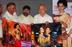 Shinde attends music launch of film Rajjo - Stills