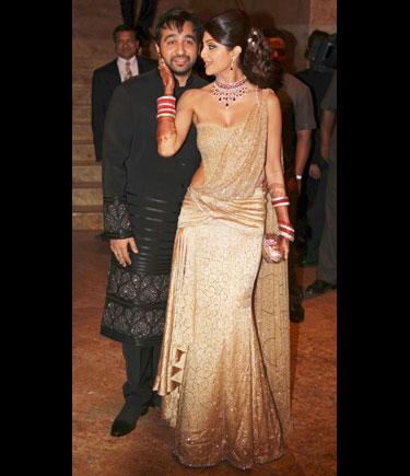 Shilpa Shetty Wedding Reception Bollywood Event