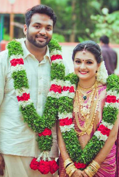 Newly married malayalam celebrity couples 2015