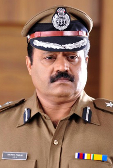 Mallu stars in Police Uniform