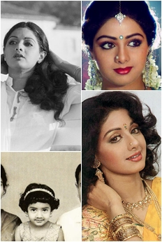 Sridevi - Unseen pics of the actress