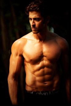 Bollywood`s bare-chested hunks