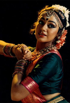 Actress Shobana- Mindblowing  Dance expressions
