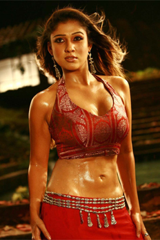 South Indian Actress in Hot Look