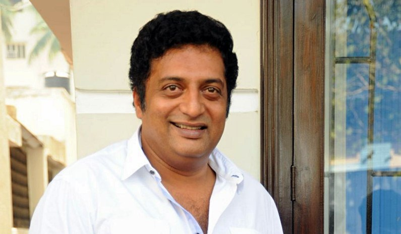 Actor Prakash Raj takes jibe at BJP's 'promise'