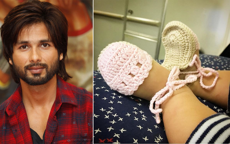 Shahid Kapoor-Daughter