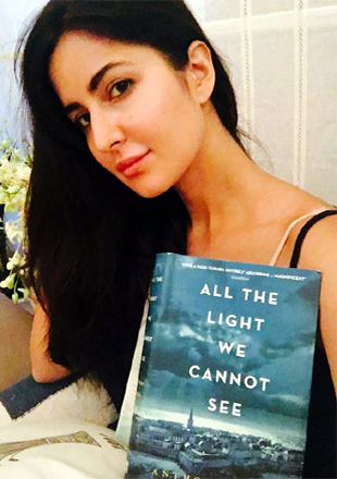 Katrina Kaif Looking Forward To All The Light We Cannot See