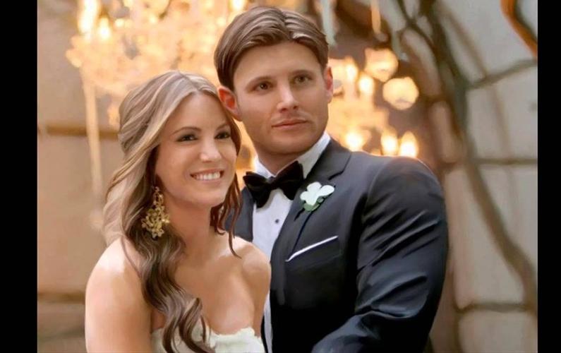 Jensen Ackles, wife we...