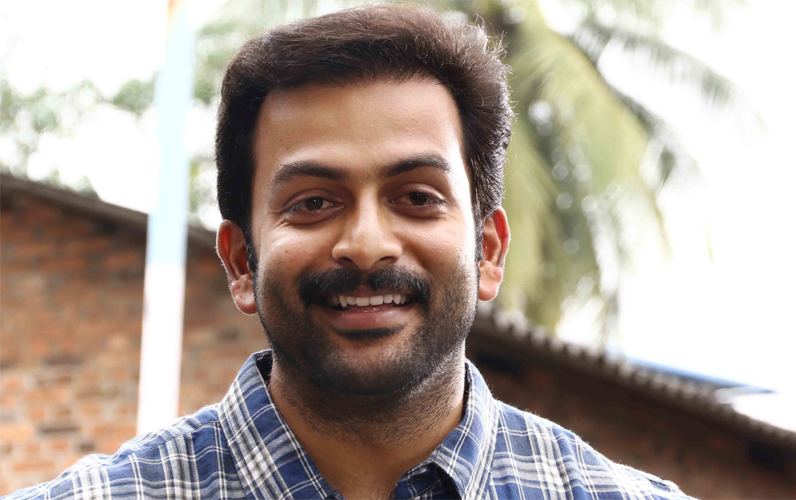 A star faces constant pressure, says Prithviraj