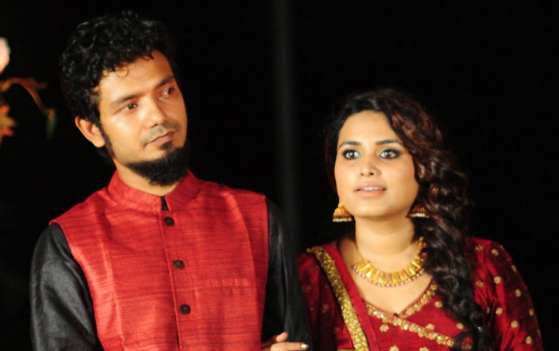 Sreenath Bhasi got married to Reethu Zachariah
