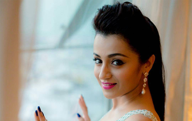 Trisha to debut in Malayalam film opposite Nivin Pauly