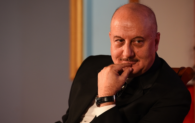 Anupam Kher wraps up 'The Accidental Prime Minister' schedule