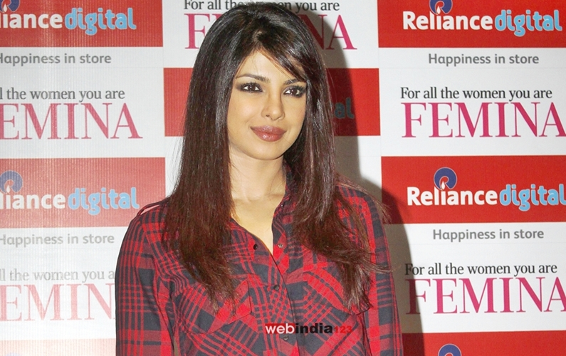 Priyanka Chopra looking for fresh talent