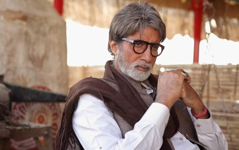 Amitabh Bachchan mourns W.B. Rao's demise