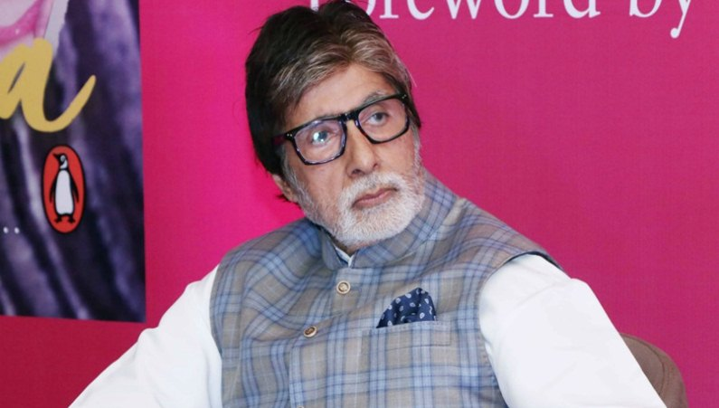 Living up to professional demands: Amitabh Bachchan