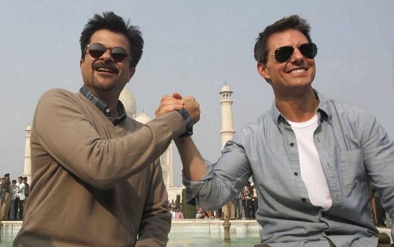 Tom Cruise is unstoppable: Anil Kapoor