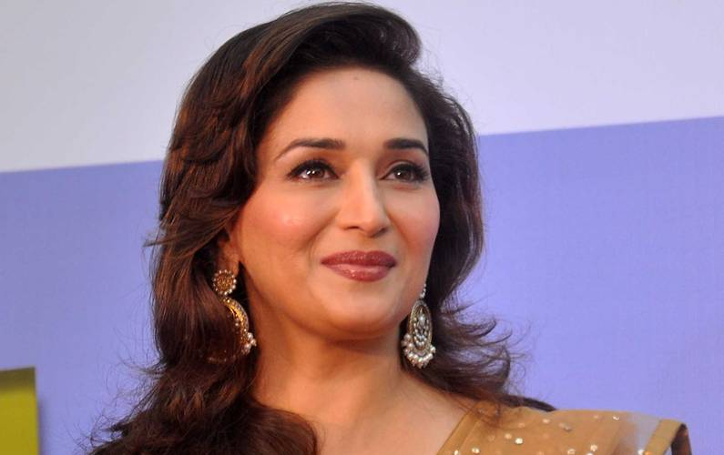 Madhuri Dixit's Marathi debut film to release in May