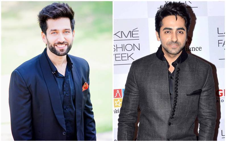 Nakuul, Ayushmann have 'fun' exchanging notes on TV's evolution
