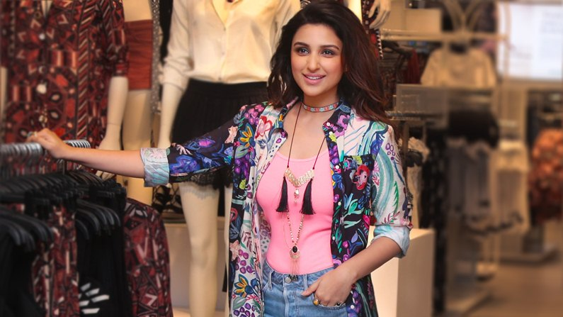 Parineeti Chopra hums a tune for Australia