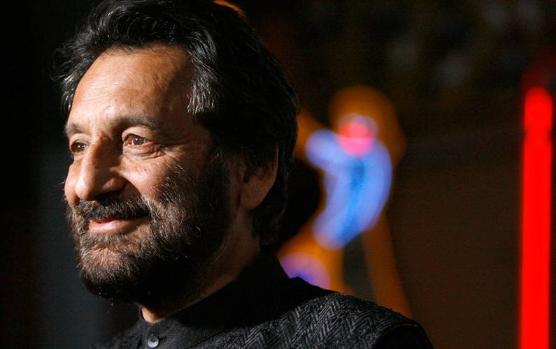 Doing something live more thrilling than film: Shekhar Kapur
