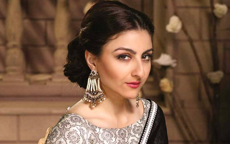 My daughter is my latest project: Soha Ali Khan