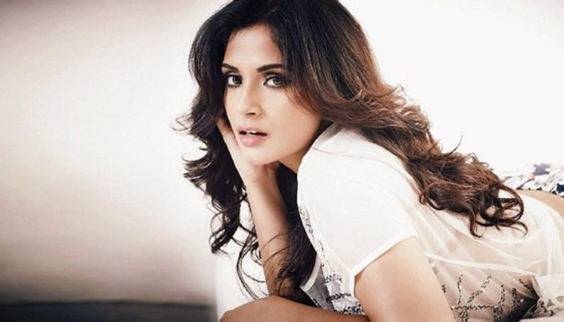 Richa Chadha features in music video