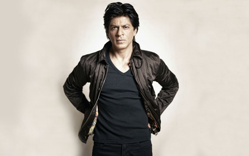 Shah Rukh Khan is Sophia's favourite actor