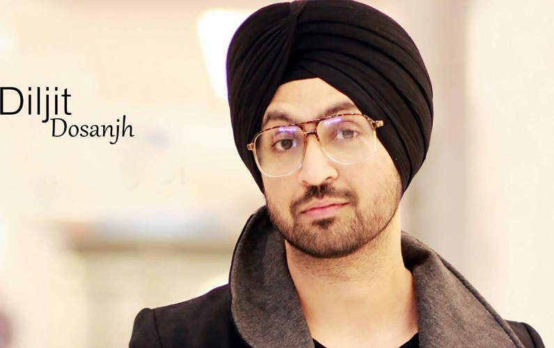 Diljit Dosanjh becomes face of fashion brand