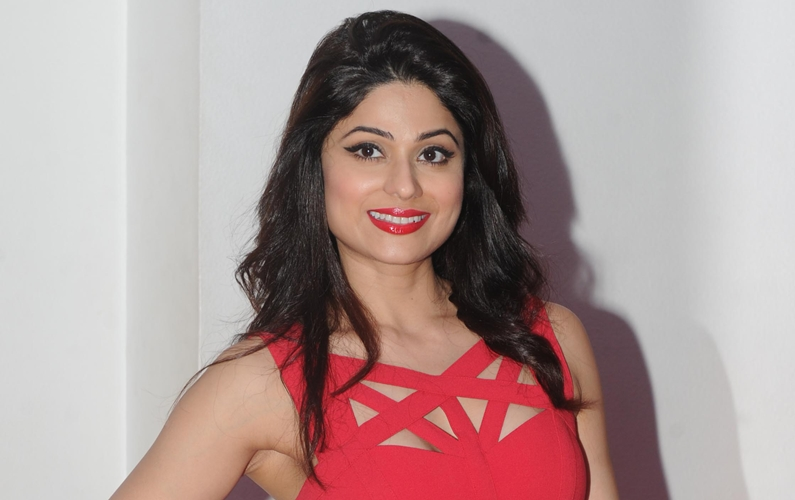 Shamita Shetty prepping up for 'The Tenant'