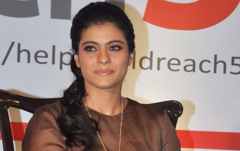 Kajol unveils new poster of 'Helicopter Eela'