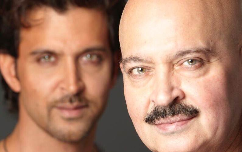 Rakesh Roshan completes 50 years in showbiz, Hrithik celebrates