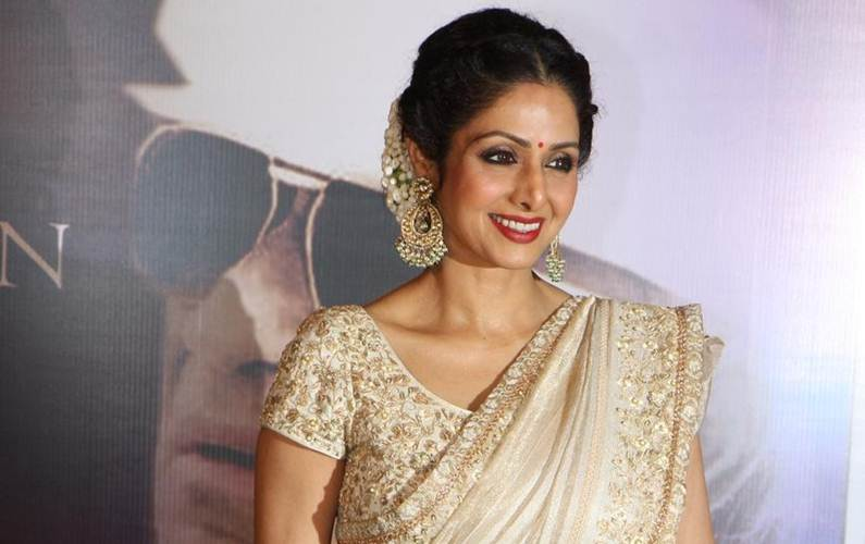 Sridevi wishes Kamal Haasan 'all the best'
