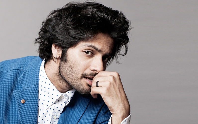 Ali Fazal played many roles for 'Milan Talkies'