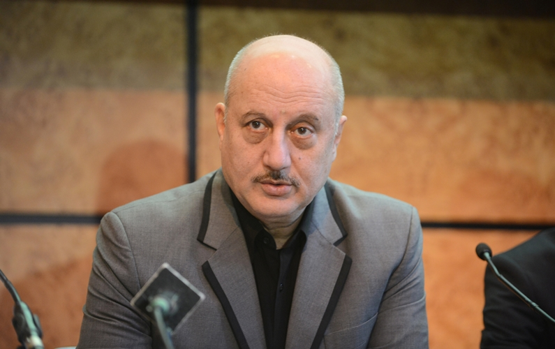 Proud to be part of this gem 'The Big Sick': Anupam Kher