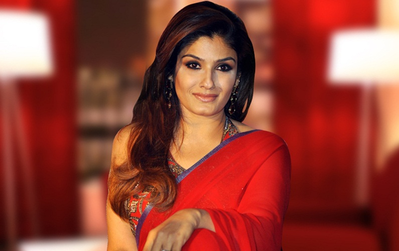 Raveena Tandon's marital bliss story