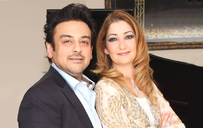 Adnan Sami Wife Blessed With Daughter