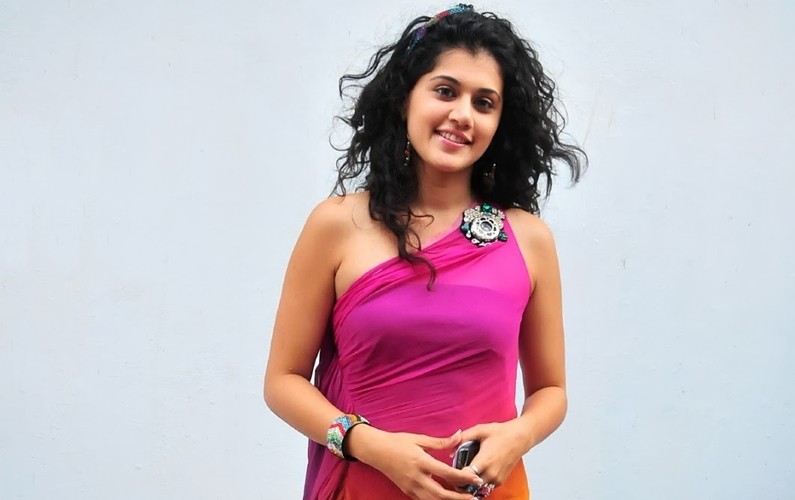 Taapsee elated about National Award for 'Ghazi'