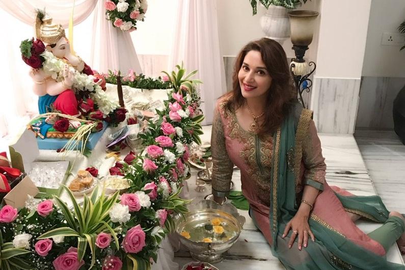 Madhuri Dixit-Nene to make her Marathi acting debut