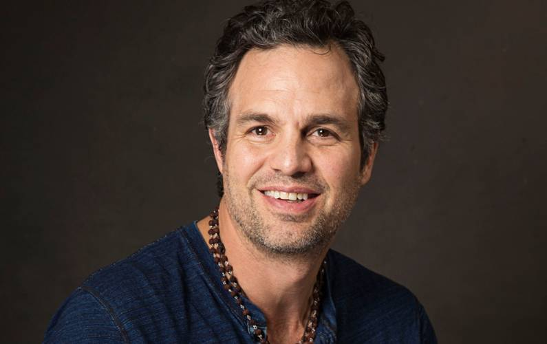 Mark Ruffalo leads protest outside Trump Tower