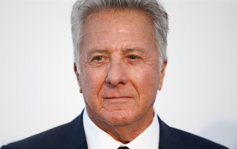 Dustin Hoffman accused of sexual harassment again