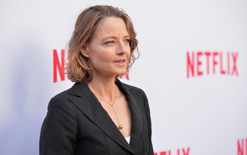 Making films help Jodie Foster evolve